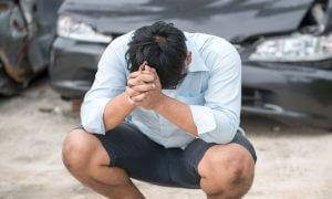 מעורבות בתאונת דרכים