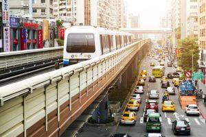 כנס על נהיגה בנתיב תחבורה ציבורית